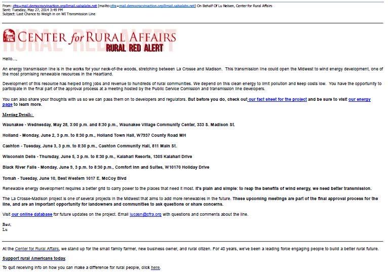 CFRA_Mailing