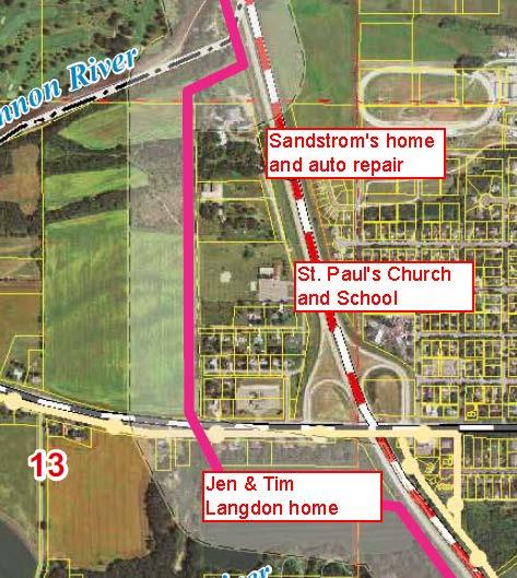 Landowners and Church snapshot